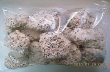 真鯛ゴマフライ